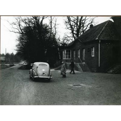 Grenzübergang Alstätte-Brook in den 1950er Jahren