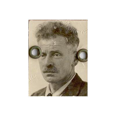 Portrait Jan Wikkerink