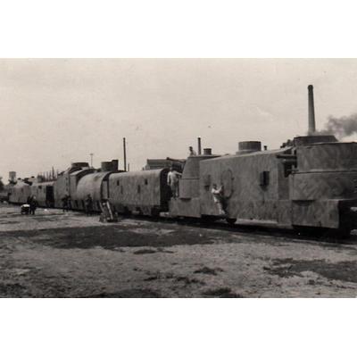 Panzerzug im Zweiten Weltkrieg