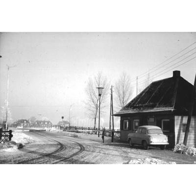 Zollbude Brüggenhütte Grenze Suderwick-Dinxperlo 1963