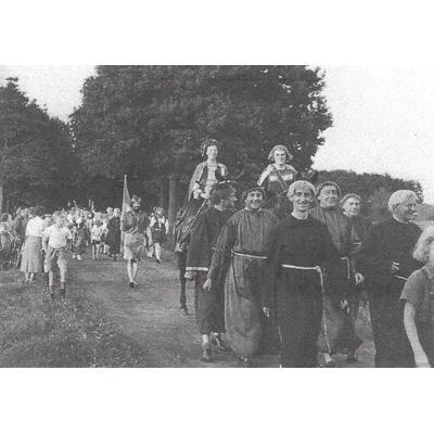 Der Gang nach Losser: 1950 wurde Wilhelm Tell in Losser aufgeführt