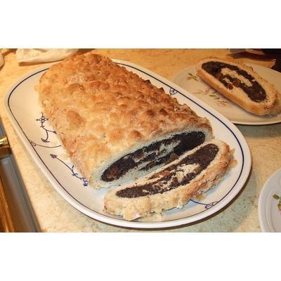 Schlesischer Mohnkuchen (Quelle: Wikipedia)