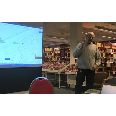 Klaas Bronn berichtet über Bombenabwürfe über Gronau