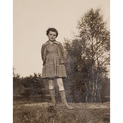 """Angelika Thoms war ein """"Schmuggelkind"""""""