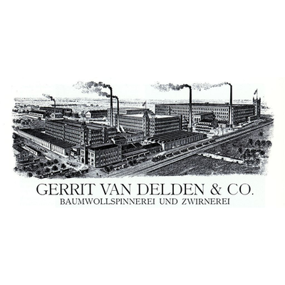 Alter Firmenansicht GvD vermutlich um 1930
