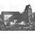Zerstörte Kirche in Alstätte 1945