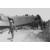 Eisenbahnpanzerzug Nr. 1 bei Mill, am 10. Mai 1940 auf eine Mine gefahren