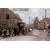 Ankunft der deutschen Postkutsche neben Restaurant Hövener um 1913. Sammlung Ben Maandag, Suderwicker Heimatkalender 2014.