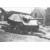 Dieser deutsche Panzer blieb bei Kriegsende 1945 auf der Straße in Suderwick stehen